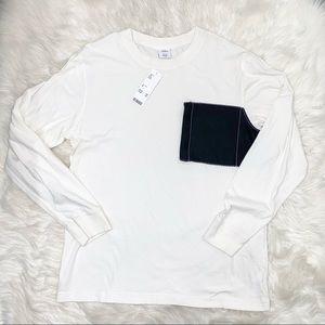 NWT Urban Outfitters long sleeves sweatshirt sz M